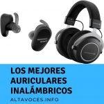 Los mejores auriculares inalambricos